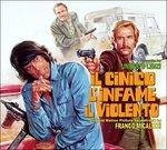 Cover CD Colonna sonora Il cinico, l'infame, il violento