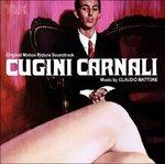 Cover CD Colonna sonora Cugini carnali