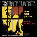 Cover CD Colonna sonora Prigione di donne