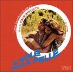Cover CD Colonna sonora Il sole nella pelle