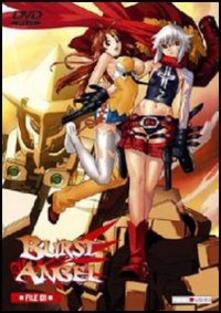 Burst Angel. Vol. 01 di Koichi Ohata - DVD