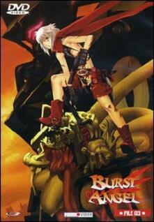 Burst Angel. Vol. 03 di Koichi Ohata - DVD