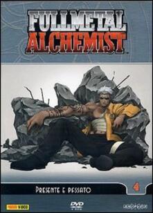 Fullmetal Alchemist. Vol. 4 - DVD