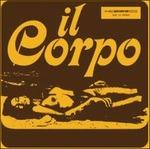 Cover CD Il corpo