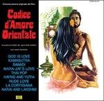Cover CD Colonna sonora Codice d'amore orientale