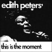 This Is the Moment (Colonna Sonora) - Vinile 7'' di Edith Peters