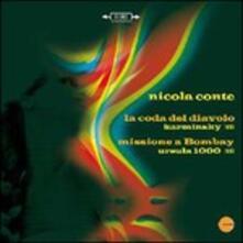 La Coda Del Davio - Vinile LP di Nicola Conte