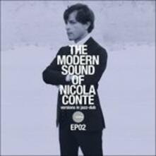 Modern Sound Ep 02 - Vinile LP di Nicola Conte
