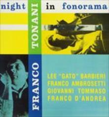 Night in Fonorama - Vinile LP di Franco Tonani