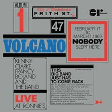 Volcano. Live at Ronnie's - Vinile LP di Kenny Clarke,Francy Boland
