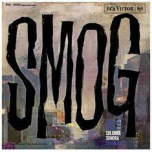 Smog (Colonna sonora) - Vinile LP + CD Audio di Chet Baker,Piero Umiliani