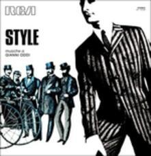 Style - Vinile LP di Gianni Oddi