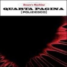 Quarta pagina - Vinile LP di Braen's Machine