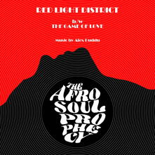 Red Light District - The Game of Love - Vinile 7'' di Afro Soul Prophecy