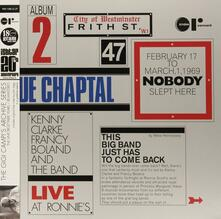 Rue Chaptal. Live at Ronnie's - Vinile LP di Kenny Clarke,Francy Boland