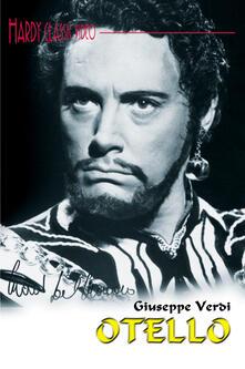 Otello (Reg. Live 1958) - DVD