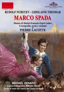 Marco Spada - DVD