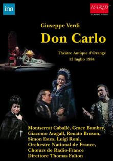 Don Carlo - DVD