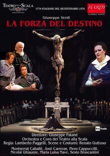 La Forza del Destino - DVD