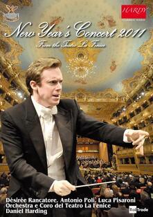 Concerto di Capodanno 2011 dal Teatro La Fenice di Venezia - DVD