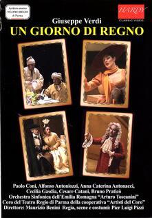 Un Giorno di Regno (Il Finto Stanislao) - DVD