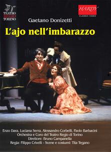 L' ajo nell'imbarazzo (Don Gregorio) - DVD