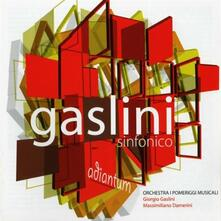 Audiantum - CD Audio di Giorgio Gaslini