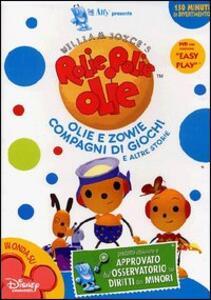 Rolie Polie Olie. Olie e Zowie compagni di giochi e altre storie - DVD