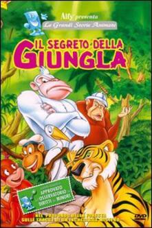 Il segreto della giungla di Per Holst,Jannick Astrup - DVD