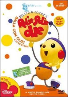Rolie Polie Olie. Balla con Olie di Mike Fallows - DVD