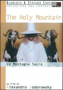 La montagna sacra (DVD) di Alejandro Jodorowsky - DVD