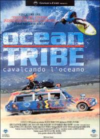 Locandina Ocean Tribe. Cavalcando l'oceano