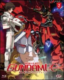 Mobile Suit Gundam Unicorn. Vol. 2. La cometa rossa di Kazuhiro Furuhashi - Blu-ray