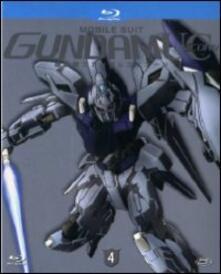 Mobile Suit Gundam Unicorn. Vol. 4. In fondo al pozzo della gravità di Kazuhiro Furuhashi - Blu-ray