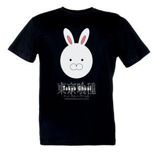 T-Shirt Unisex Tokyo Ghoul. Rabbit - 2