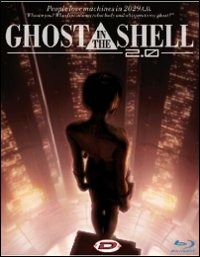 Cover Dvd Ghost In The Shell 2.0 (Blu-ray)