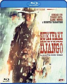Sukiyaki Western Django di Takashi Miike - Blu-ray
