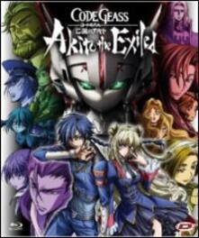 Code Geass. Akito The Exiled. Vol. 1. Il Wyvern si è posato - Blu-ray