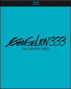 Evangelion 3.0: You Can (Not) Redo di Hideaki Anno,Mahiro Maeda,Masayuki Kazuya Tsurumaki - Blu-ray