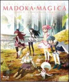 Madoka Magica. The Movie. Parte 1. L'inizio della storia - Blu-ray