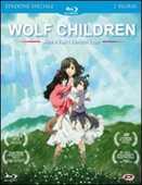 Film Wolf Children. Ame e Yuki. I bambini lupo Mamoru Hosoda