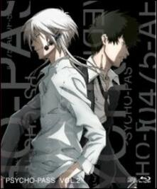 Psycho-Pass. Vol. 2 (2 Blu-ray) - Blu-ray