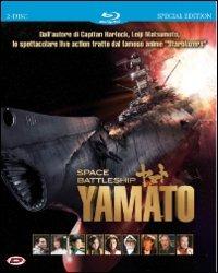 Cover Dvd Space Battleship Yamato (Blu-ray)