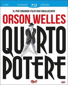 Quarto potere (DVD + Blu-ray) di Orson Welles