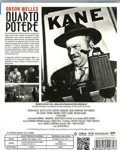 Quarto potere (DVD + Blu-ray) di Orson Welles - 2