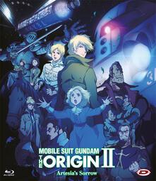 Mobile Suit Gundam. The Origin II. Artesia's Sorrow di Takashi Imanishi - Blu-ray