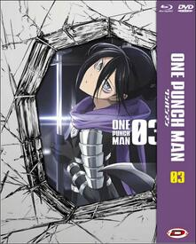 One Punch Man. Vol. 3. Limited Edition (DVD + Blu-ray)