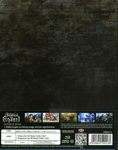 L' attacco dei giganti. Serie completa (4 Blu-ray) di Tetsuro Araki - Blu-ray - 2