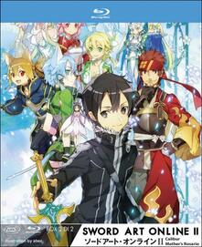 Sword Art Online II. Box 2 (2 Blu-ray) - Blu-ray