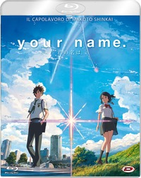 Cover Dvd Your Name. (Blu-ray)